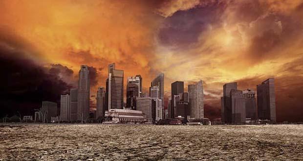 Resultado de imagen de fin del mundo por el cambio climatico