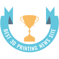 This blog was voted third in 3D printing news category by CGTrader community in 2015