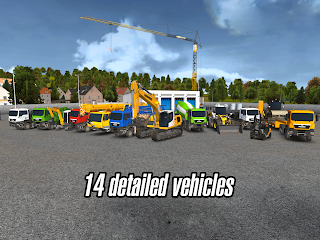 Construction Simulator 2014 Android Game Download,
