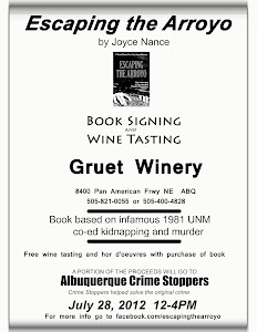Book signing at Gruet Winery
