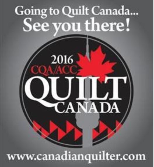 Quilt Canada 2016
