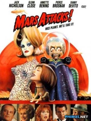 Cuộc Tấn Công Từ Sao Hỏa Mars Attacks