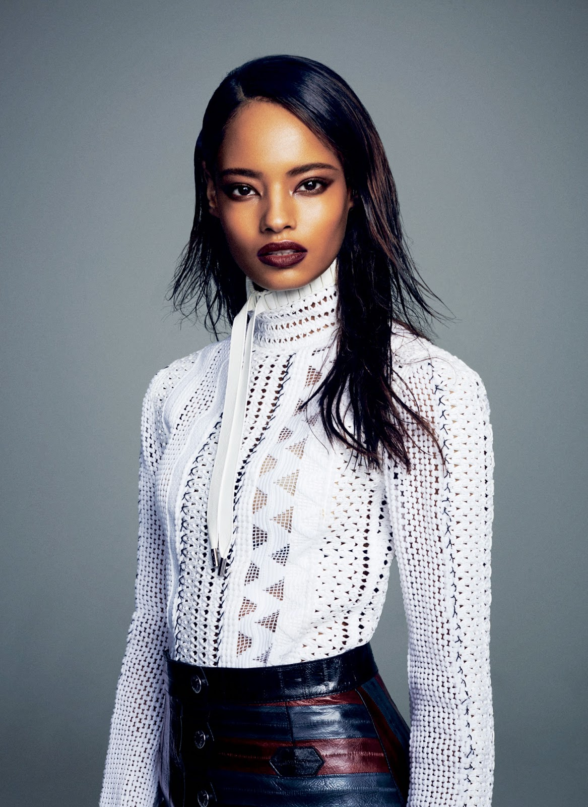 This year's model: Fashion Model @ Malaika Firth in pictures