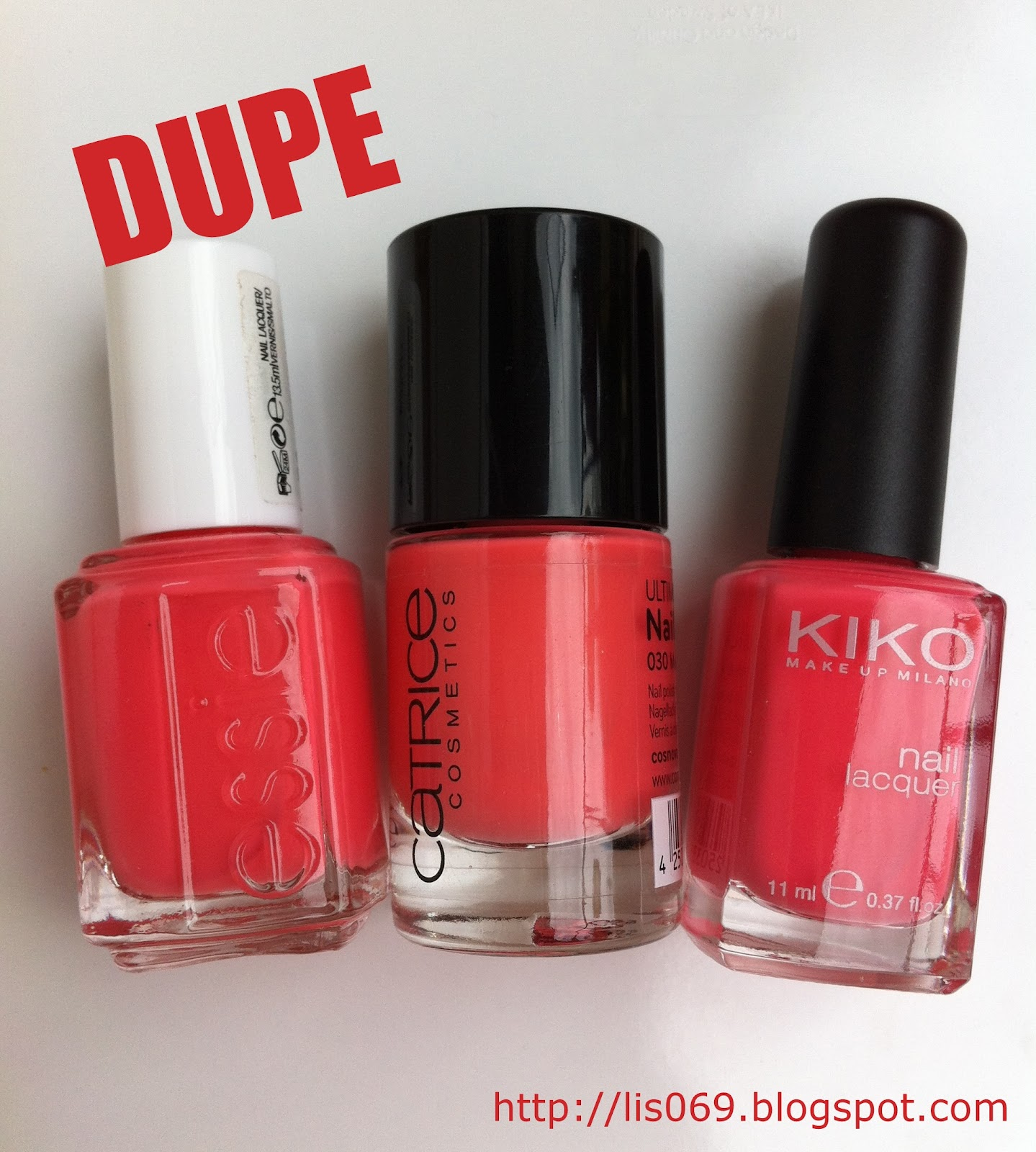 lis069 beautylifestyleampmore dupe essie cute as a button