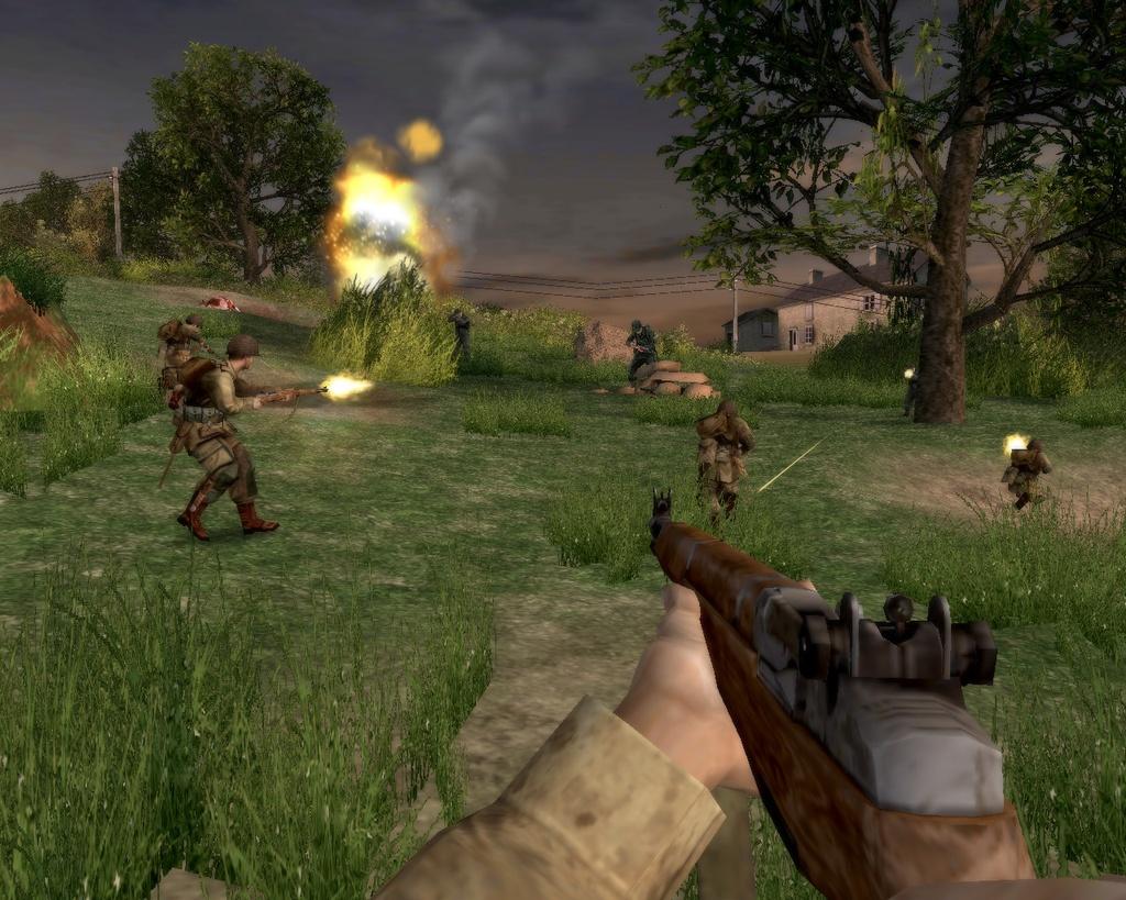 Brothers in Arms 3 For PC [Windows 10 & Apk] – Free Download