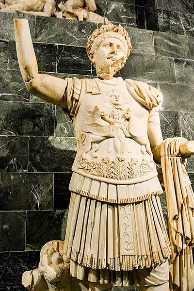 Antalya Archaeological Museum: Emperor Hadrian