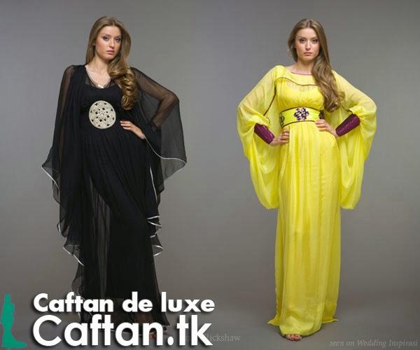 caftan marocain plus que royal