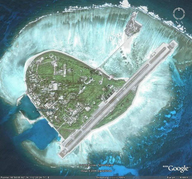 spratly islands The us navy released video thursday taken aboard the p-8a poseidon surveillance plane scouting china's artificial island outposts in the spratly islands.