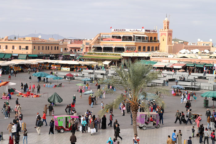 Marrakech photo diary