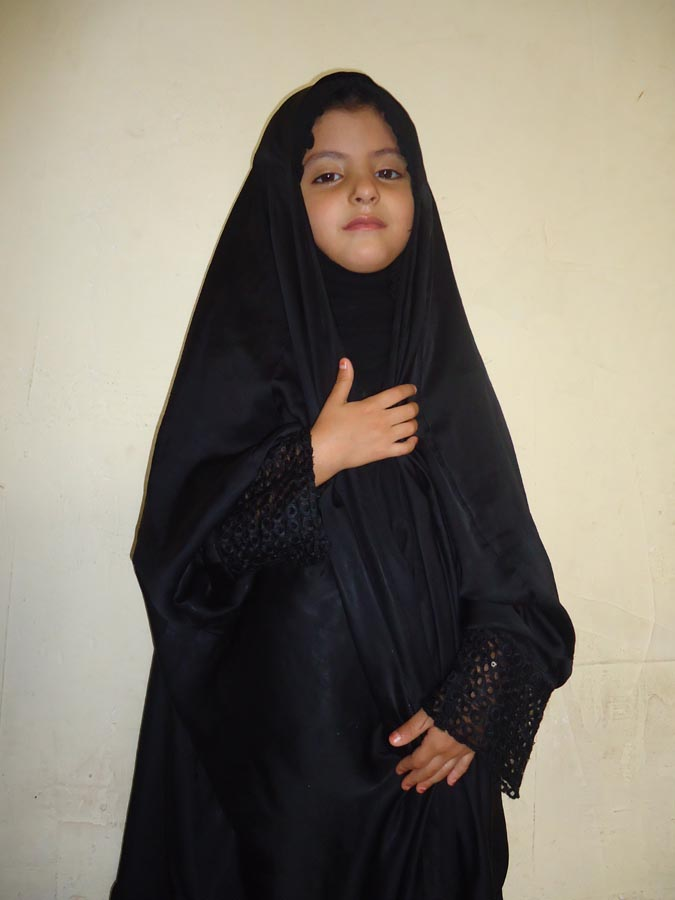 Hot blue hijab having fun on 123freecamscom 6