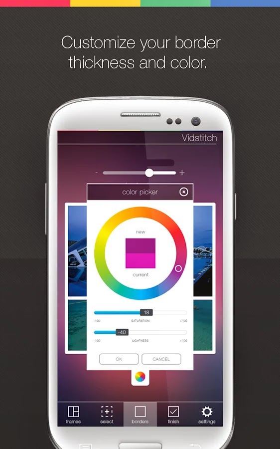 Vidstitch Pro - Video Collage 1.2 APK screenshots