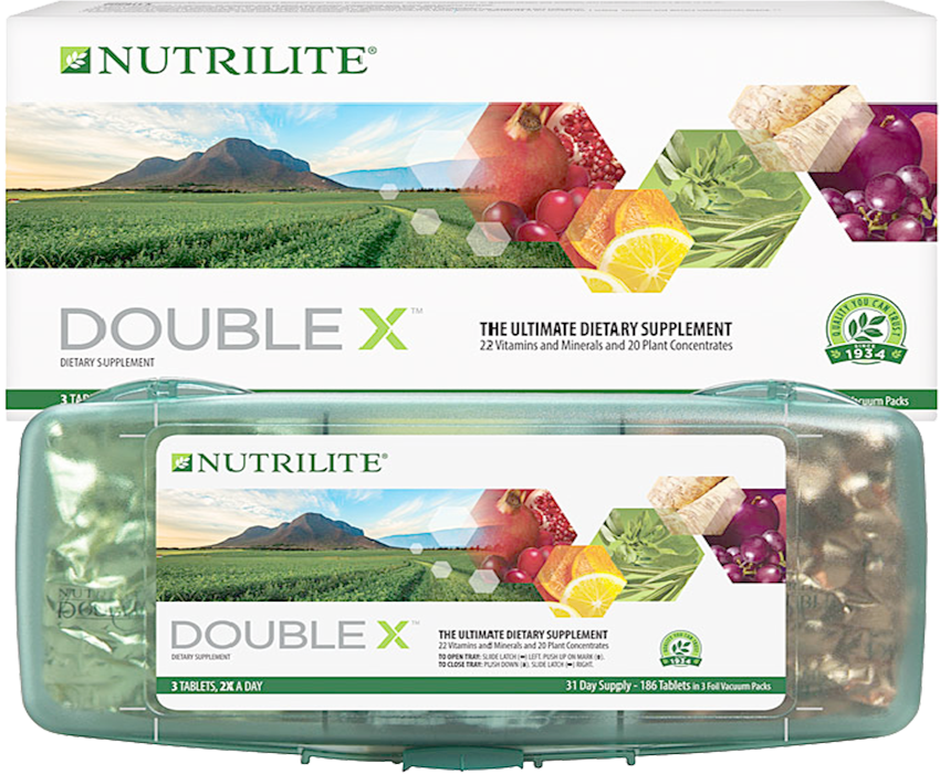 Nutrilite® Double X® Vitamin/Mineral/Phytonutrient Supplement
