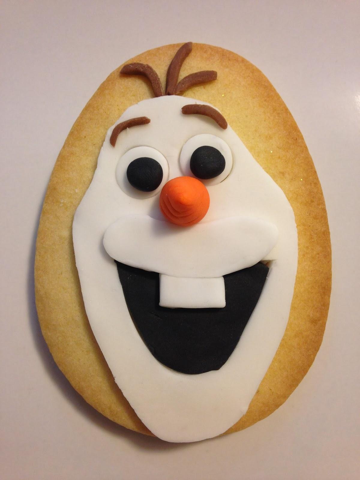 galletas de Olaf
