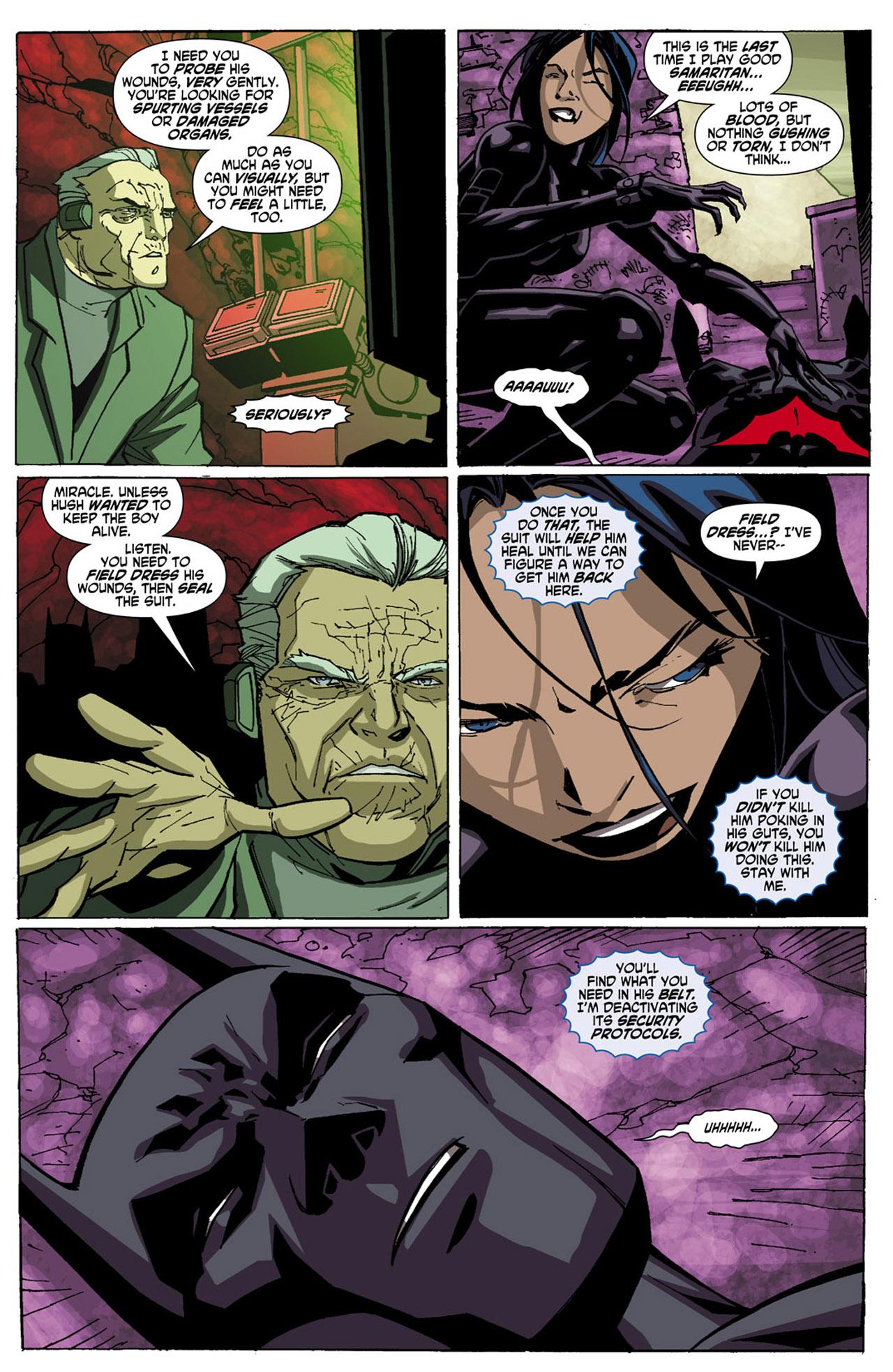 Batman Beyond (2010) Issue #5 #5 - English 8