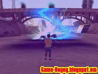 Mod Chidori GTA SA - Game Begog