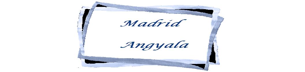 El Ángel de Madrid