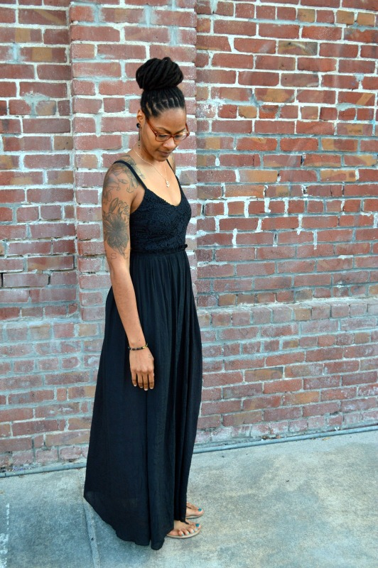 maxi dress {who is that girl Mo?}