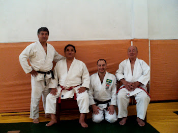 Samurais do Judô