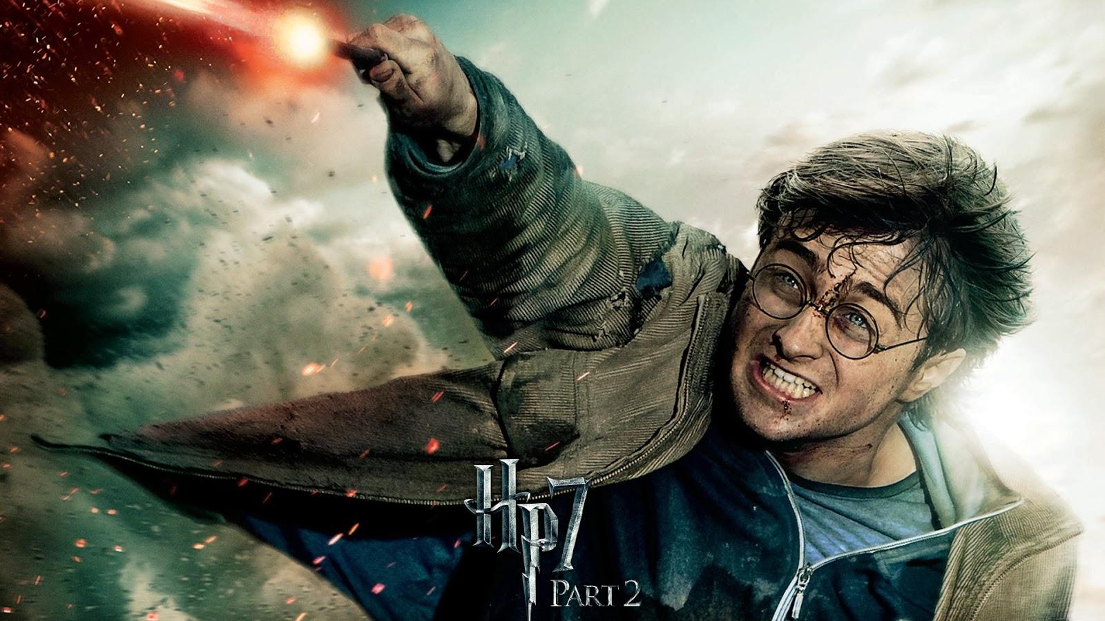 Harry Potter Daniel Radcliff