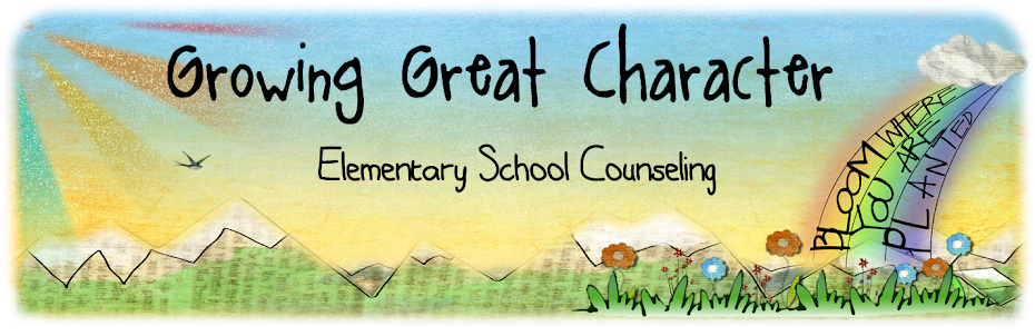 Growing Great Character Elementary School Counseling