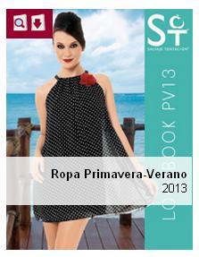 catalogo ropa salvaje tentacion PV 2013