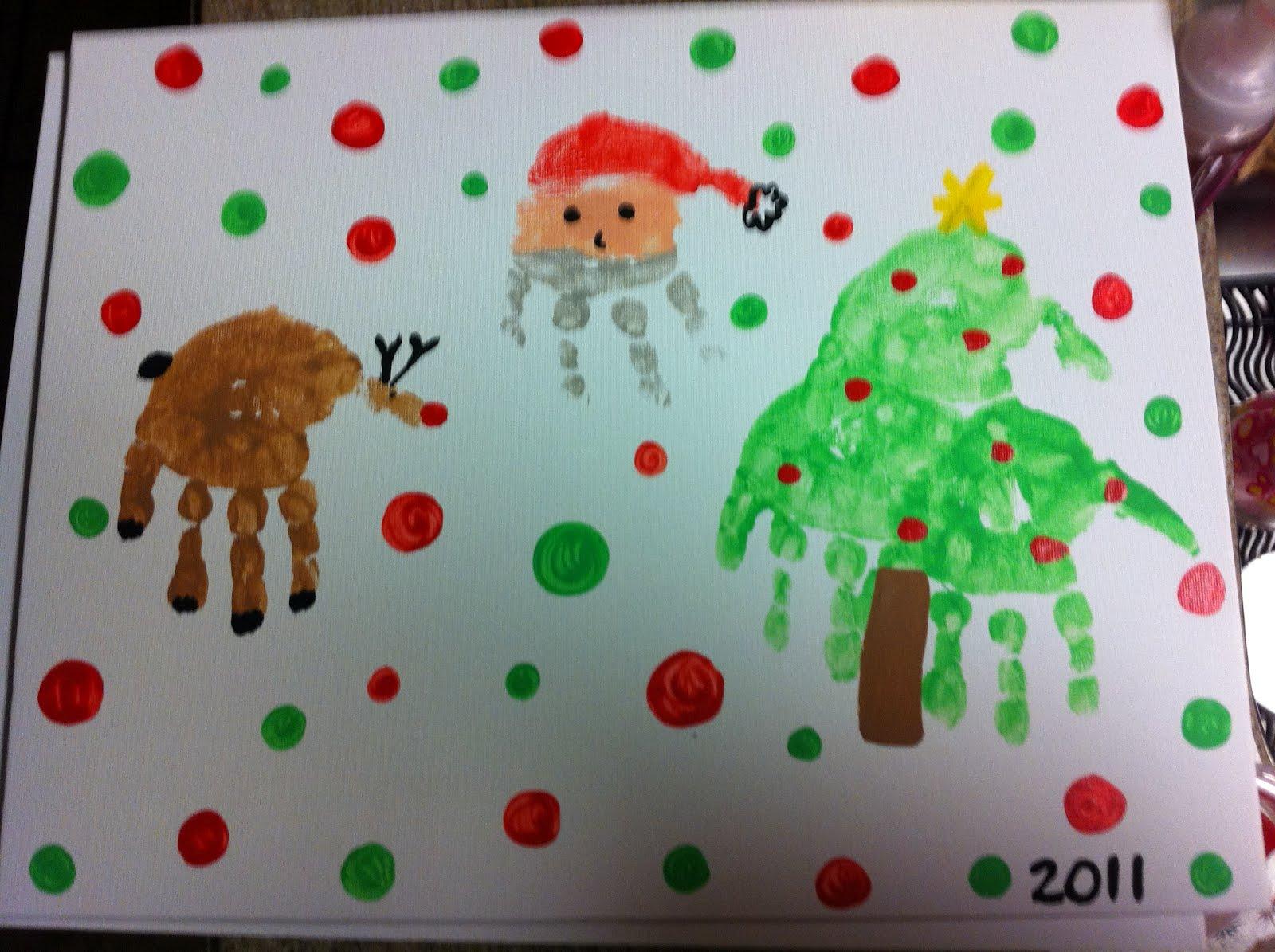 Christmas Crafts For Kindergarten Students : Kindergarten cupcake crumbs christmas in may