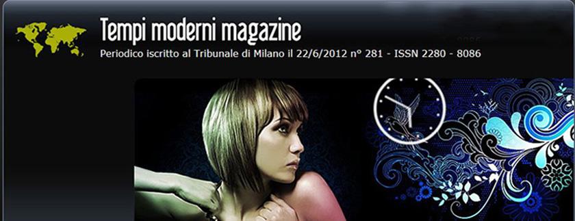 Tempi Moderni Magazine