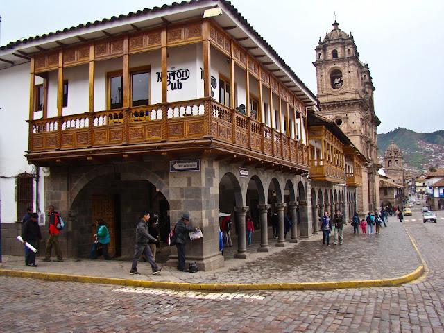 Terraços cuzco