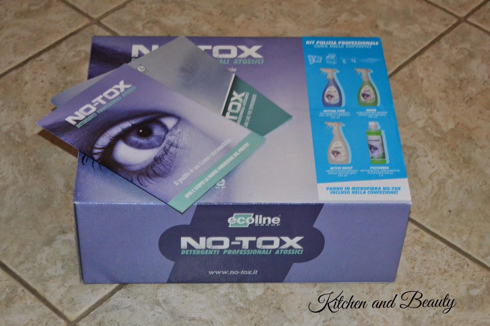 ecoline no-tox, i detergenti atossici che rispettano l'ambiente!