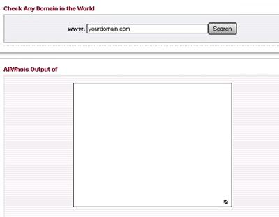 Cara Mengetahui Umur Domain Website dan Blog