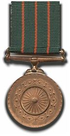Gallantry awards - Shaurya Chakra