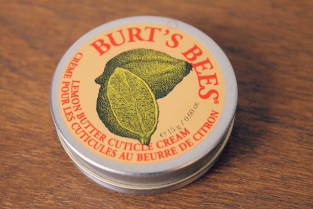 Burts Bees Cuticle Cream