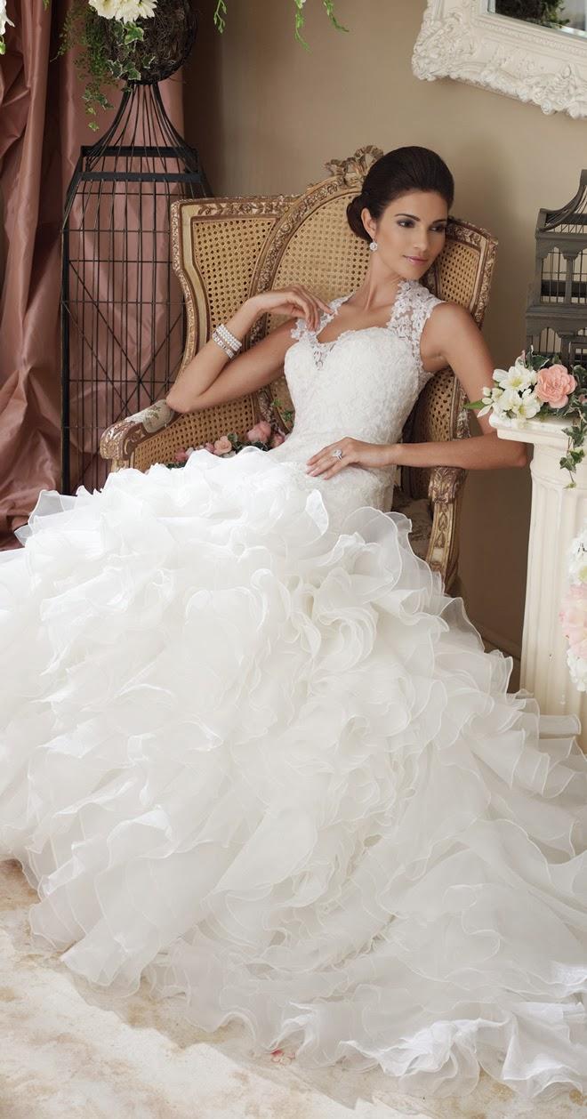 Badgley Mischka Belle Of The Ball Gown - Sqqps.com