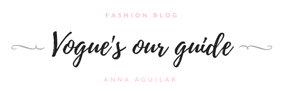 Vogue's our guide