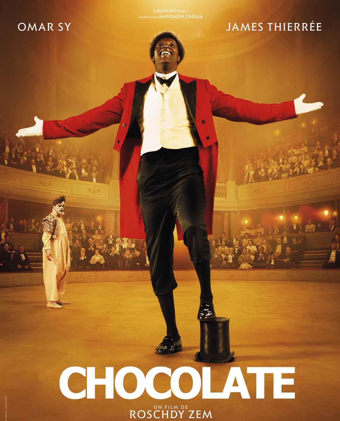Chocolate Torrent - BluRay 720p e 1080p Dual Áudio (2016)