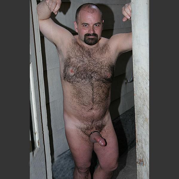 Maduros Homens Gordos Pelados