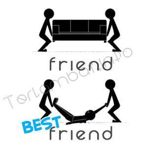 Kata Mutiara Persahabatan