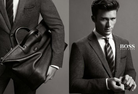Scott Eastwood by Inez & Vinoodh