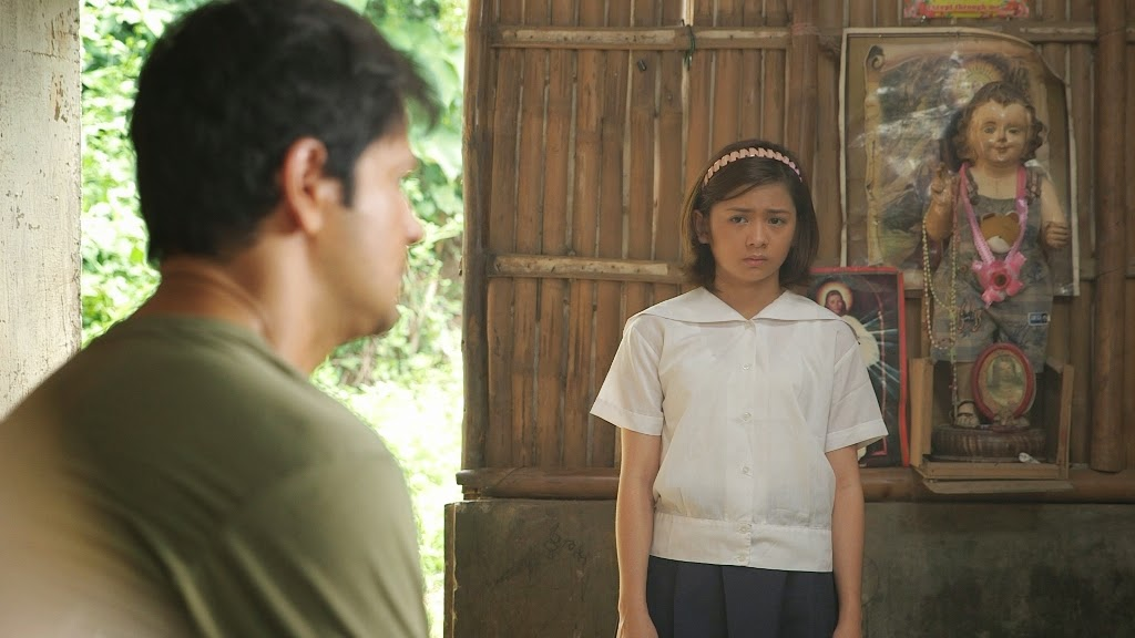 Jestoni Alarcon and Ella Cruz in MMK