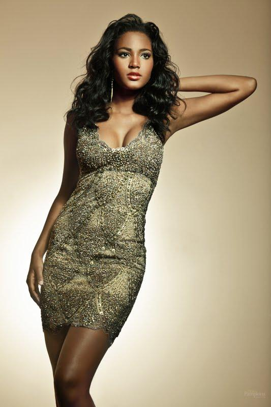 Miss Universe 2011 Miss Angola Leila Lopes