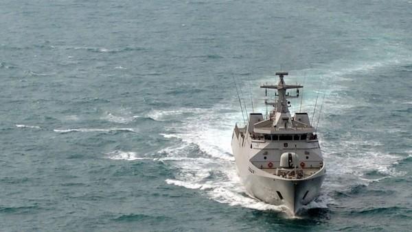 Tim Western Fleet Quick Response tni al