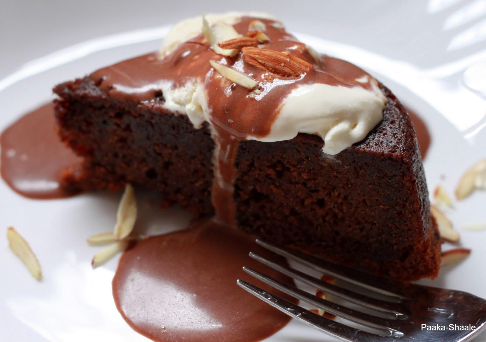 Paaka-Shaale: Molten chocolate cake