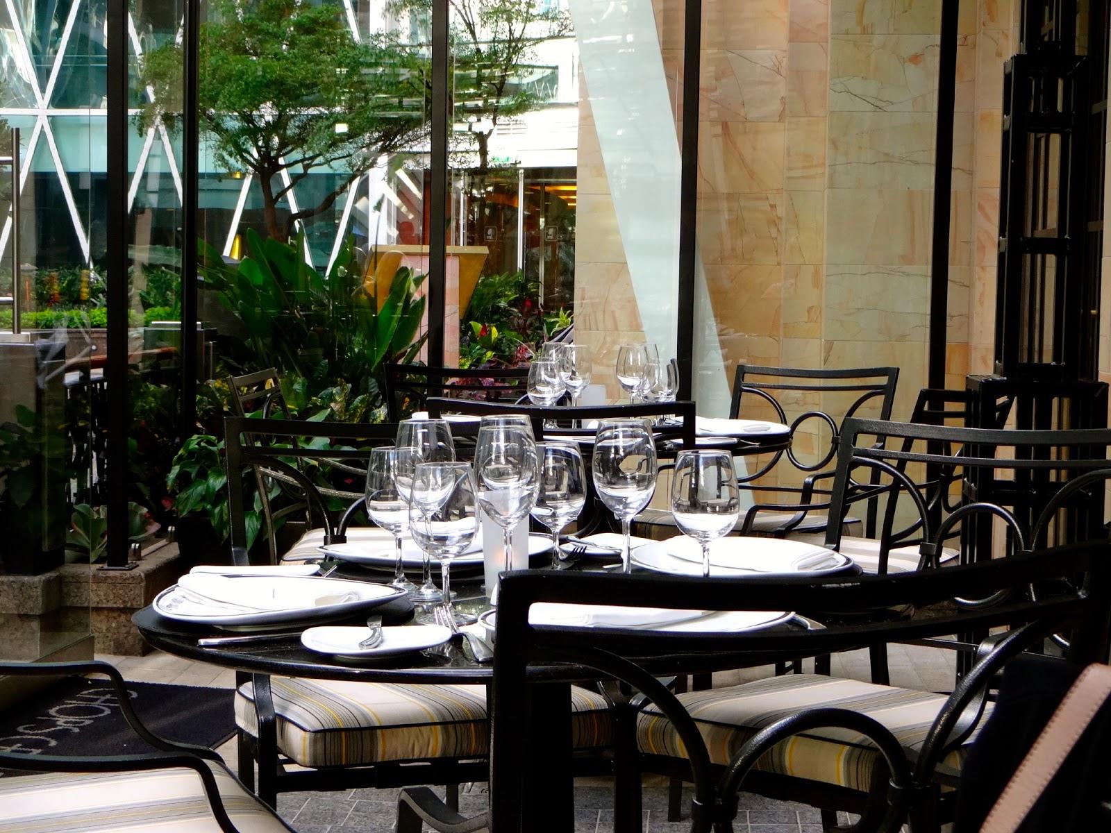 Specialty Restaurants Aboard Oasis of the Seas - Bon Apetite ~ The ...