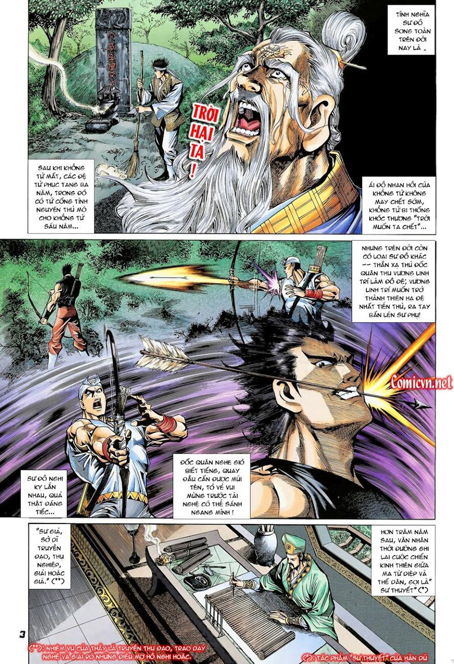 Thiên Tử Truyền Kỳ 4 – Đại Đường Uy Long chap 102 Trang 3