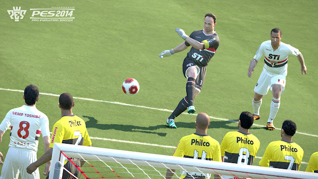 Pro Evolution Soccer 2014 PC Game Image 4