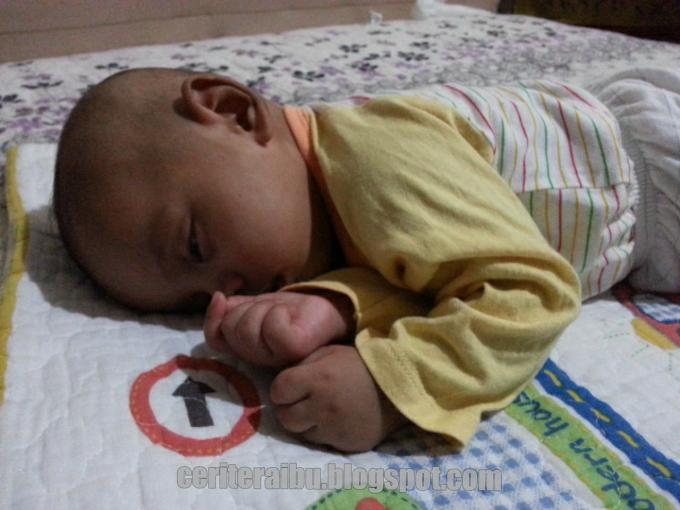 Fattah Anas Suka Tidur Meniarap