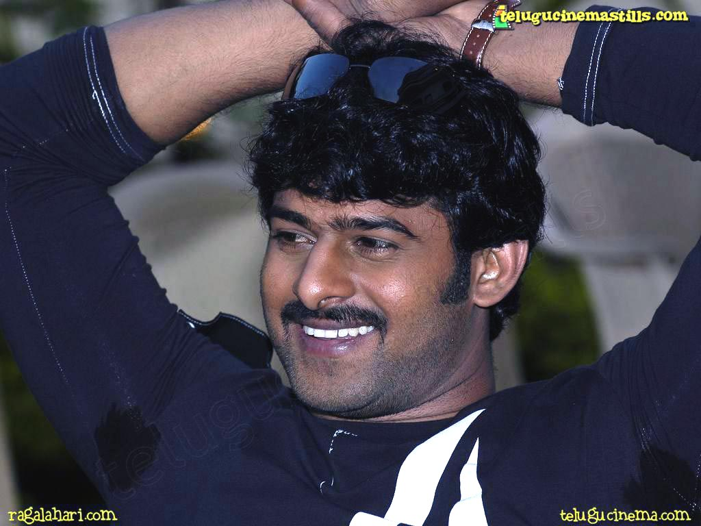 Prabhas Interview Photoshoot