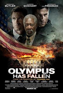 Olympus Has Fallen (2013) Hindi Dual Audio BluRay – 720p | 480p