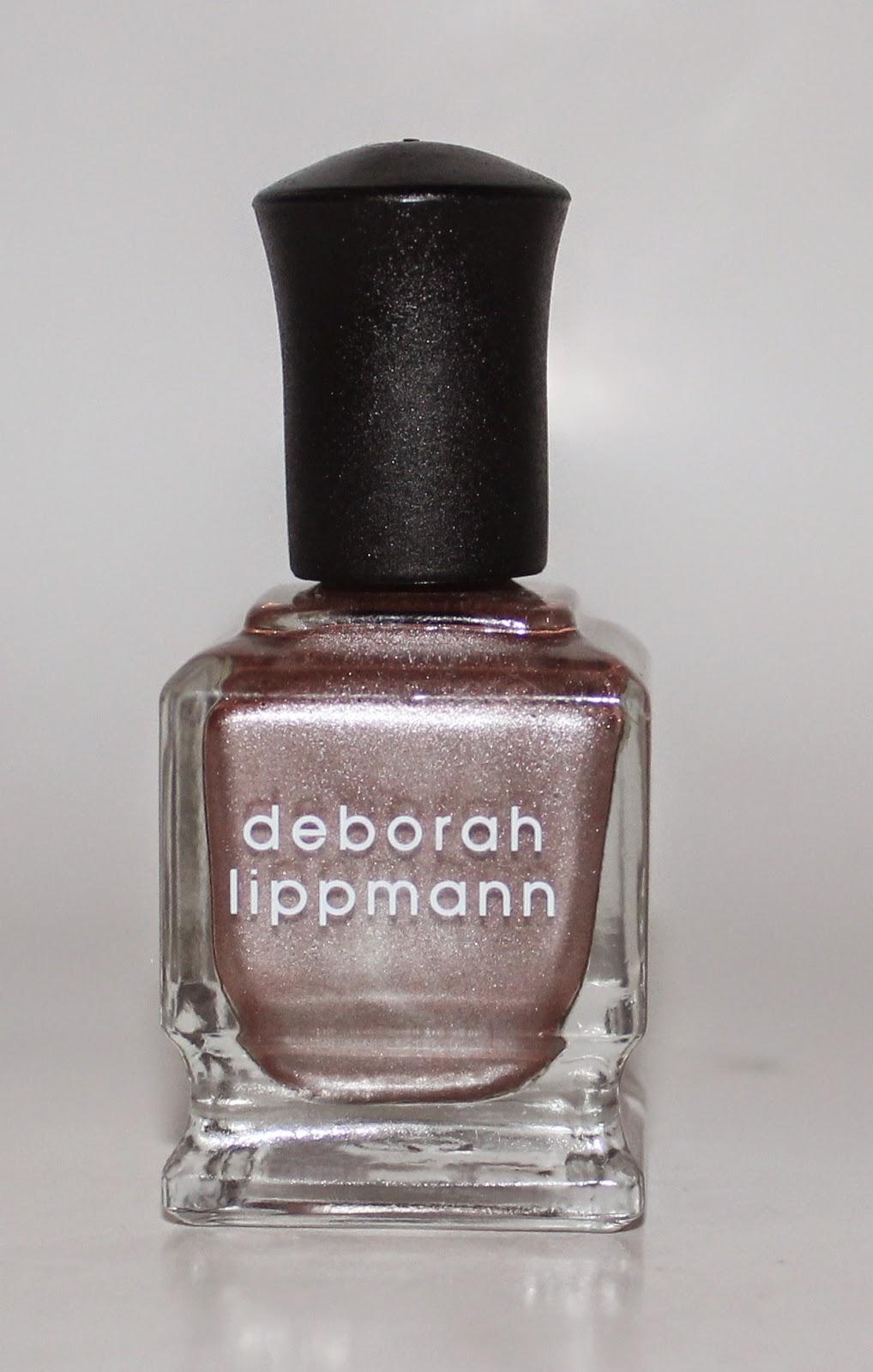 Deborah Lippmann Lullaby of Broadway