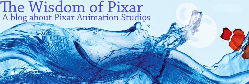 The Wisdom of Pixar